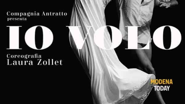 """Danza. """"Io volo"""" in scena al Teatro Cantelli di Vignola"""
