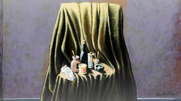 Al Circolo degli Artisti una mostra benefica dei quadri di Alberto Cavallari