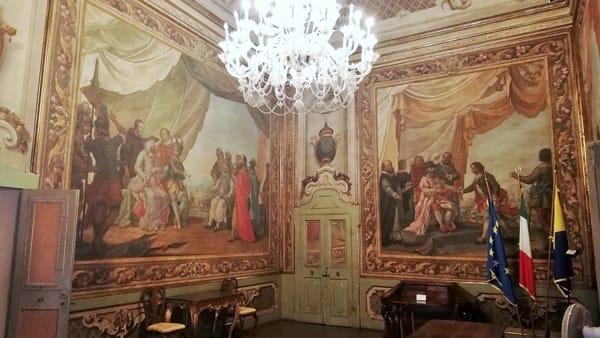 Barbarossa e la sala degli Arazzi, alla scoperta dei tesori di Modena