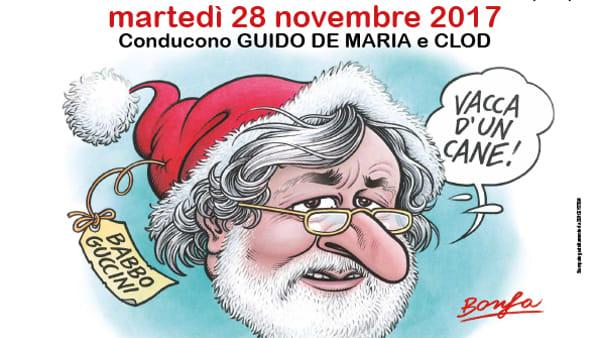 Musica e Mattoni (a fumetti) con Guccini, De Maria e Clod