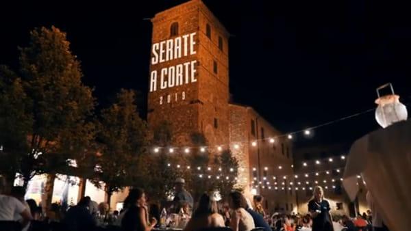 """""""Serate a Corte"""", per tutto luglio torna l'appuntamento al Castello di Montegibbio"""