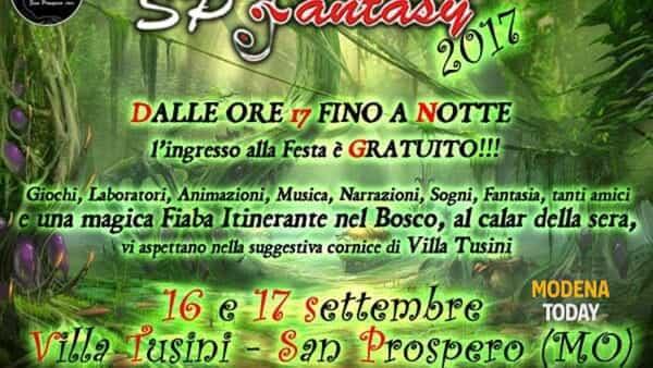 San Prospero Fantasy 2017