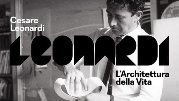 """Arte, a Palazzo Santa Margherita presentazione del libro """"Cesare Leonardi. L'Architettura della Vita"""""""