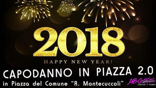 Capodanno 2018 in piazza e nei locali di Pavullo