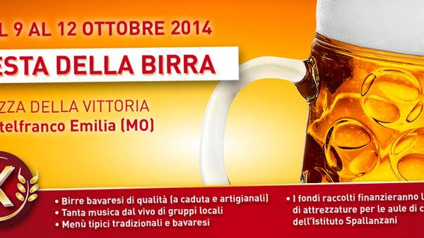 KastelFest, a Castelfranco la prima festa della birra