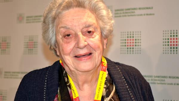 Maria Lugli, presidente UILDM Modena-2