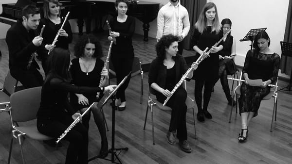 Al Teatro Comunale di Modena arriva il Modena Flute Ensemble, concerto per flauti e pianoforte