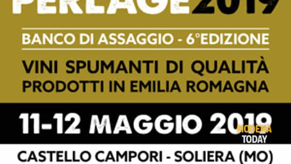 Emilia Romagna Perlage 2019 nella cornice del Castello Campori