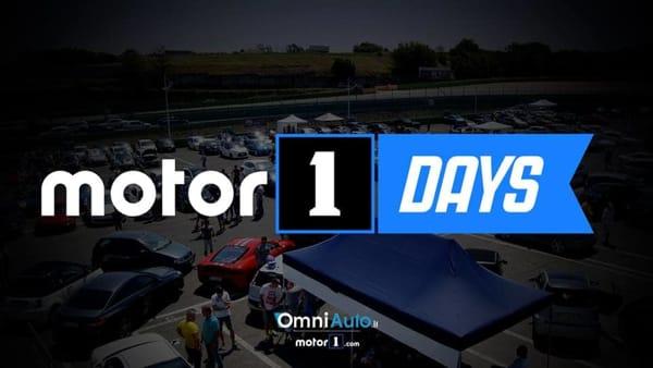Motor1Days, un weekend di festa con Omniauto.it all'Autodromo di Modena