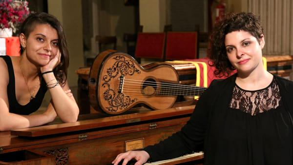 Il Duo Savigni presenta il nuovo disco con un concerto al Castello di Formigine