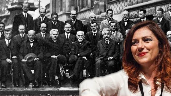 """""""Monologo quantistico"""", Gabriella Greison presenta lo spettacolo teatrale alla Fondazione """"M. Biagi"""""""