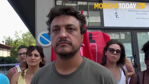 """Sciopero lavoratori Bellentani di Vignola. CGIL: """"Chiedono di tagliarsi il 40% dello stipendio o perdono lavoro"""""""