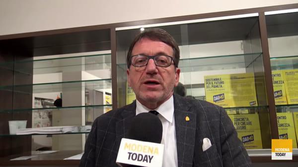 """Elezioni 2019, Gian Carlo Muzzarelli cerca il bis: """"Continuità di successo"""""""
