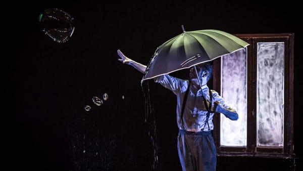 """Allo Storchi il teatro per famiglie con """"L'omino della pioggia"""""""