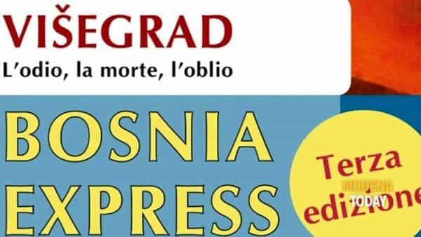 """Al circolo Ribalta """"Viaggio in Bosnia"""", a cura di Luca Leone"""
