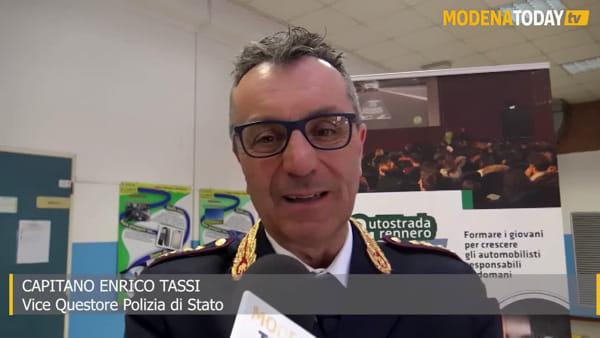 Educare i futuri automobilisti: la Polizia Stradale all'Istituto Corni