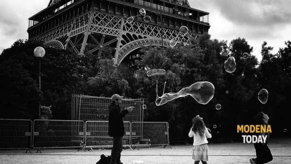 """Al Photoclub Eyes """"Parigi e l'incanto di Morfeo"""" in mostra dal 26 novembre."""