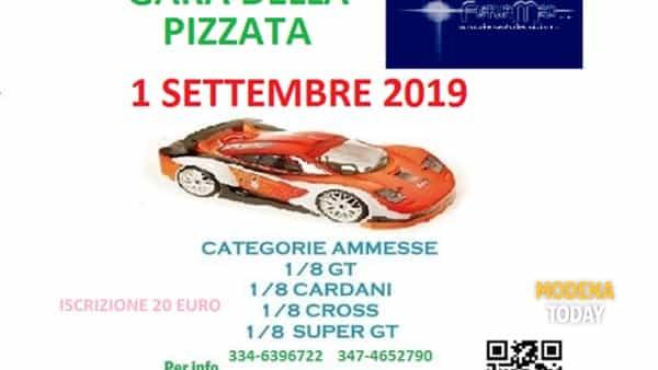 """Extrema RC Modena, gara della """"pizzata"""" il 1 settembre"""
