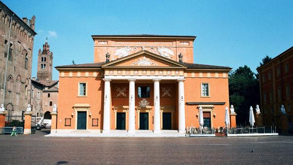 San Silvetro in Teatro a Carpi, musica d'orchestra per salutare il nuovo anno