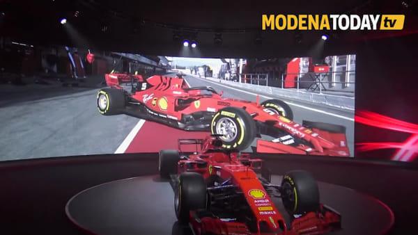 Universo Ferrari apre per la prima volta ai fans: presentate due nuove spider