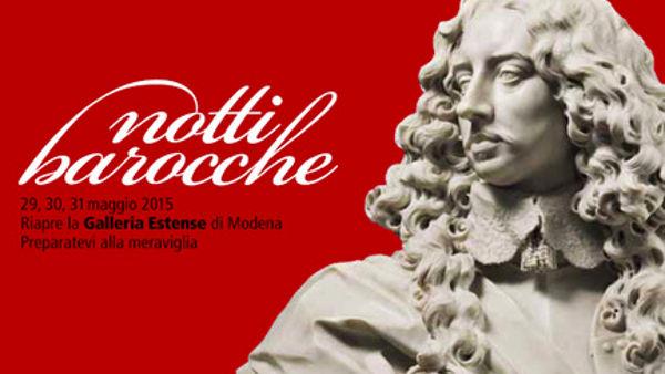 Notti Barocche, un weekend di mostre e concerti alla Galleria Estense