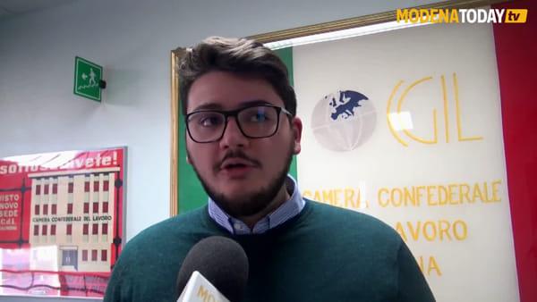 """Ricerca sugli studenti-Lavoratori modenesi: """"Contratti precari e attività lontane del campo di studio"""""""