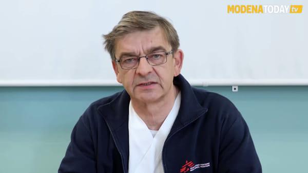 """Storia di un medico """"riservista"""". Il dottor Vanni Borghi, dalla pensione alla corsia"""