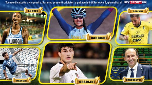 """Big dello sport in campo per Betelemme, torna la """"Partita della Stella"""""""
