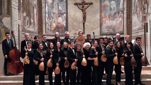 """L'Orchestra a Plettro Mauro e Claudio Terroni alla rassegna """"Protagonista il Mandolino"""""""
