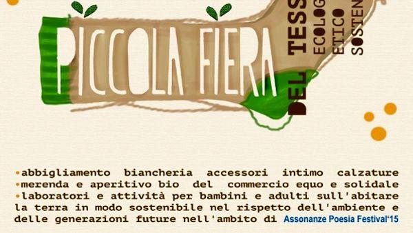 A Castelfranco Emilia la fiera del tessile ecosostenibile