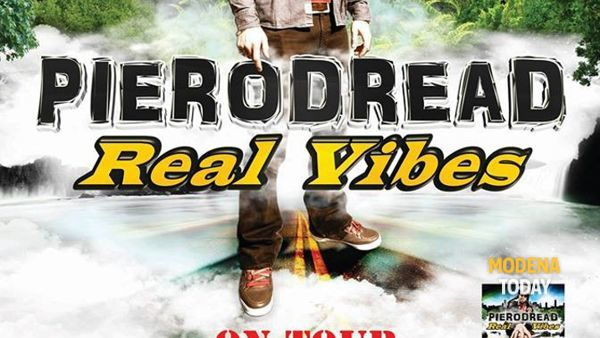 Piero Dread & The Vibespoint band in concerto @ vibra club