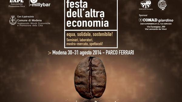 """""""Festa dell'altra economia"""", dibattiti e spettacoli al Parco Ferrari"""