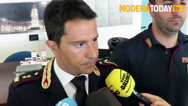 Furti sulle Bmw, banda arrestata e refurtiva recuperata - IL VIDEO