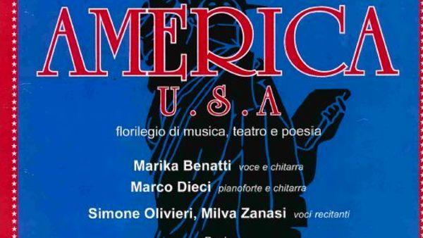 """Carpi, Veglione di San Silvestro """"America U.S.A."""""""