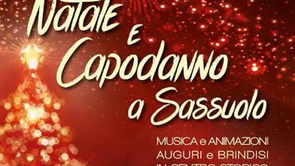 Natale a Sassuolo: tre settimane di eventi, luci ed iniziative per tutta la famiglia