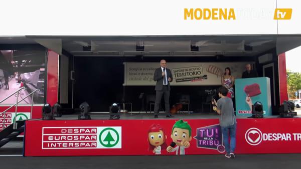 Inaugurato a Carpi nuovo Interspar. Il primo punto vendita Despar eco-sostenibile d'Italia