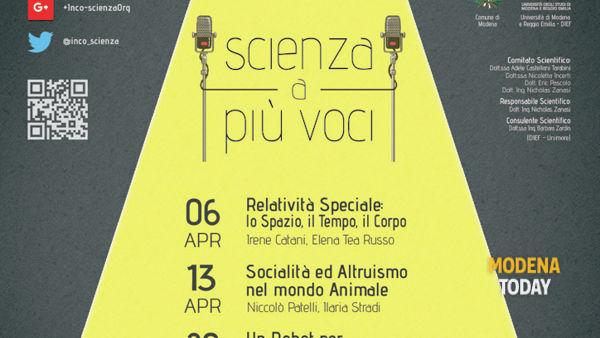 """""""Scienza a più voci"""", socialità ed altruismo nel mondo animale"""