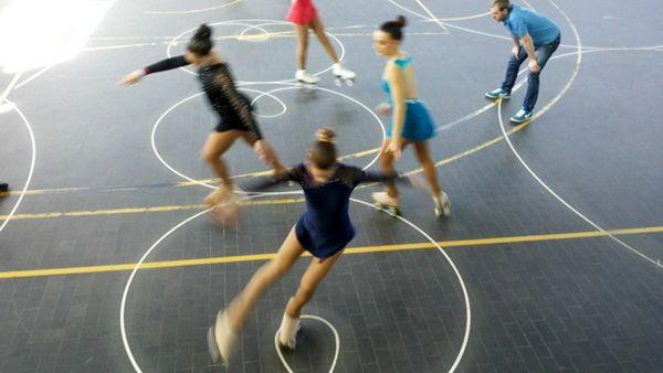 A Fanano il campionato Italiano Allievi Combinata e Coppie Danza e Artistico