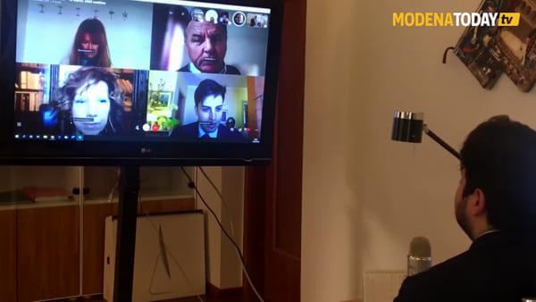 Laurearsi al tempo del coronavirus: studenti UniMoRe concludono la carriera via Skype