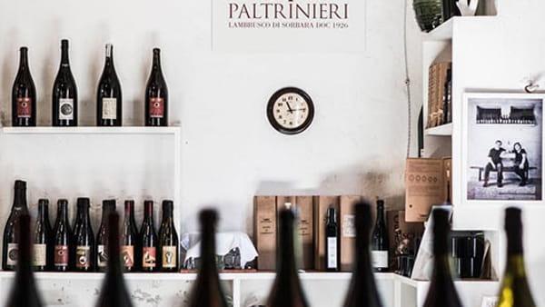 La Cantina Paltrinieri si racconta al Filatoio con un menù degustazione