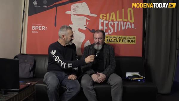 IL VIDEO - Modena e Bologna protagoniste al Giallo Festival con Lucarelli e Vito