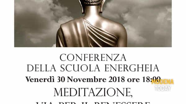 """""""Meditazione, via per il benessere"""", conferenza alla libreria Ubik"""