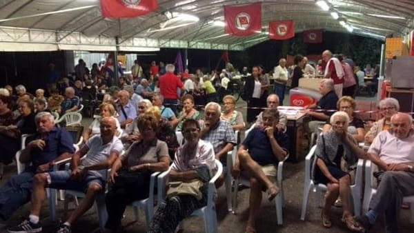 A Spilamberto riapre la festa di Rifondazione Comunista