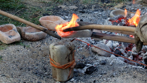 La metallurgia del bronzo alla Terramara di Montale