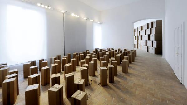 Due laboratori musicali alla mostra della Palazzina Vigarani