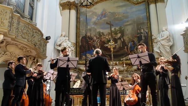 """Grandezze & Meraviglie presenta """"Royal Music: Purcell & Haendel"""", musica barocca nella Chiesa di San Carlo"""