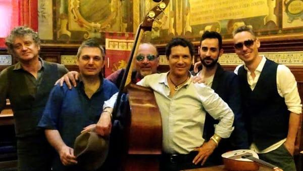 Nonantola, Salto nel Suono-Estate inaugura con il concerto dell'Osteria del Mandolino