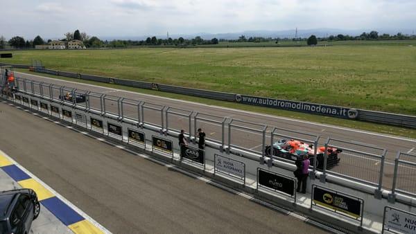 Gli appassionati di motori da tutta Italia a Modena per il Motor1Days