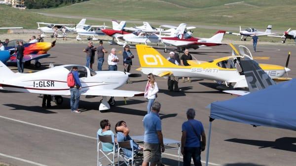 Pavullo, pronto il 44^ raduno dell'aviazione popolare
