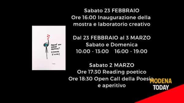 """A Castelvetro la mostra """"Perchè non essere profondi? (L'amore è tutto)"""" di Cecilia Roda"""